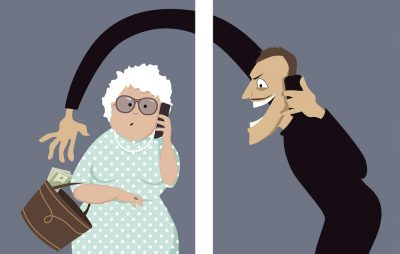 Are You Protecting Yourself Or Your Loved Ones From Elderly Scams?