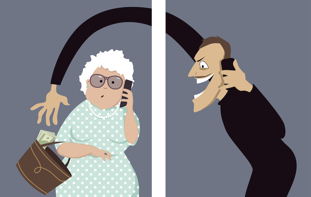 Elderly Scams
