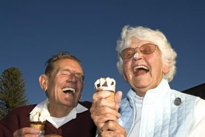 Are The Elderly Happier Than The Young?