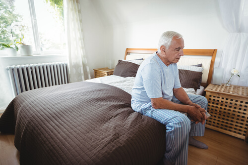 Warning Signs Of Depression In Seniors