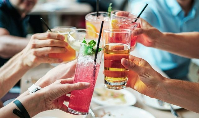 Moderate Alcohol Consumption Raises Cancer Risk, Study Finds