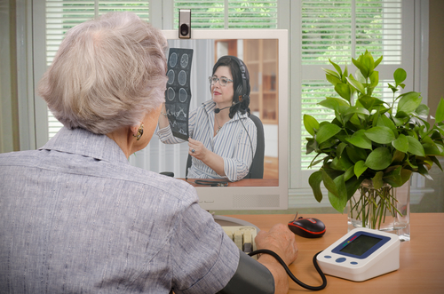 Using Technology To Monitor People With Long Term Illnesses At Home