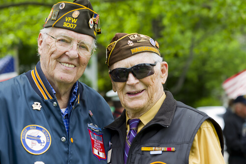 What Are The Senior Care Benefits For Veterans?