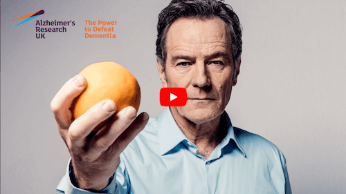 Join Us In Sharing #ShareTheOrange For Alzheimer's Research UK