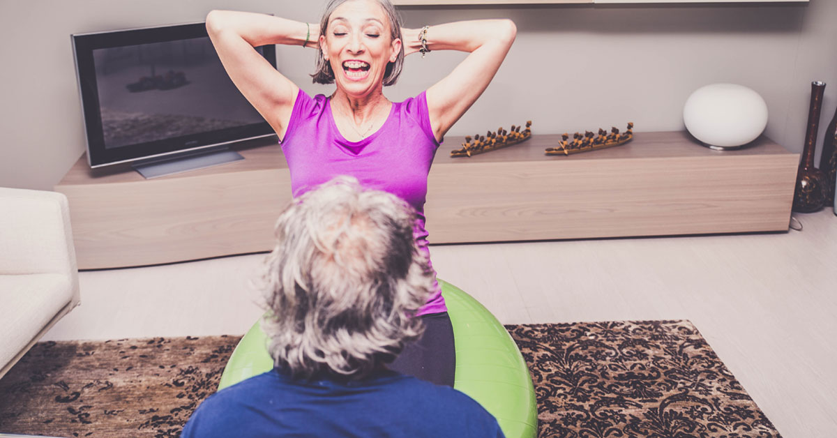 Home-based Cardiac Rehab