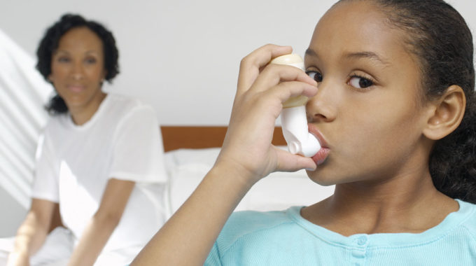 African American Children Ten Times More Likely To Die Of Asthma. New Research Shows Home Visits As A Solution.