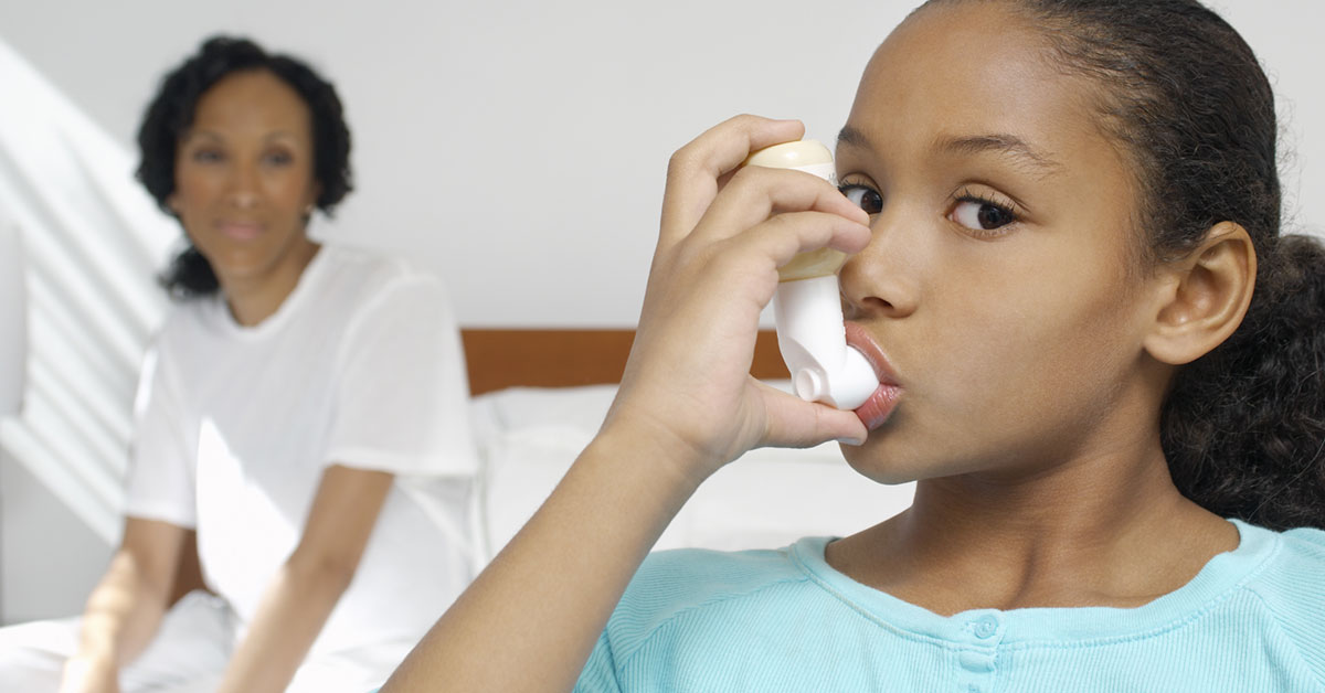 Home Visits For Childhood Asthma Program