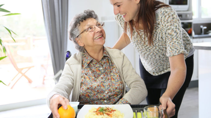 Home Care Activities Of Daily Living - Meal Prep