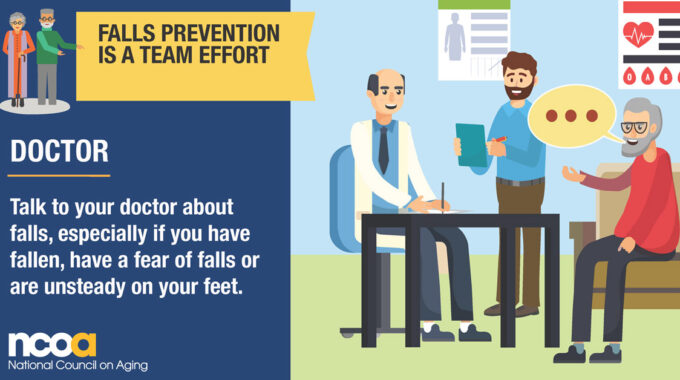 Fall Prevention Awareness Week
