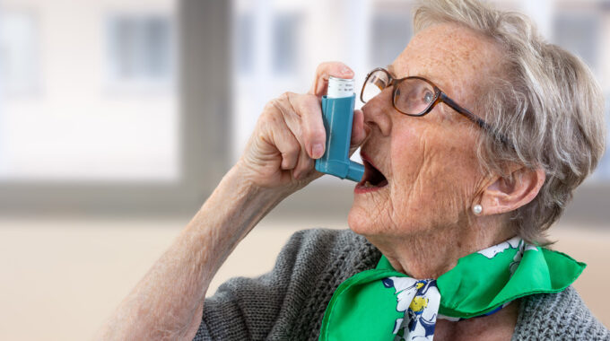 Nearly Half Of COPD Patients Not Keeping Up With Meds – Despite COVID-19