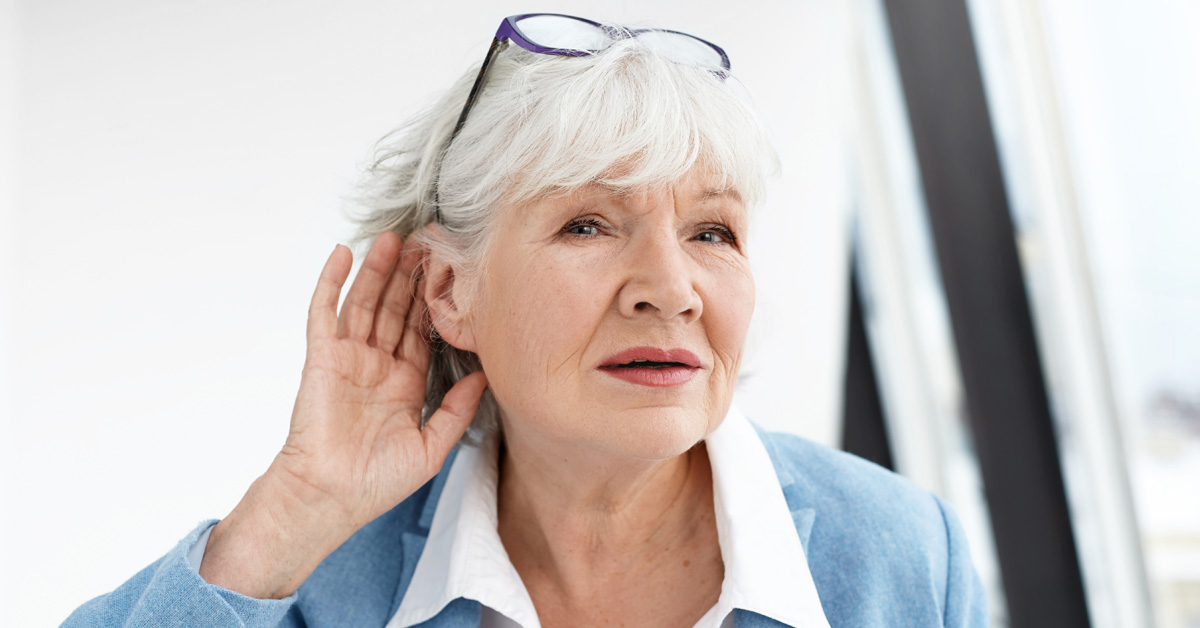 Age-related Hearing Loss In The Exam Room