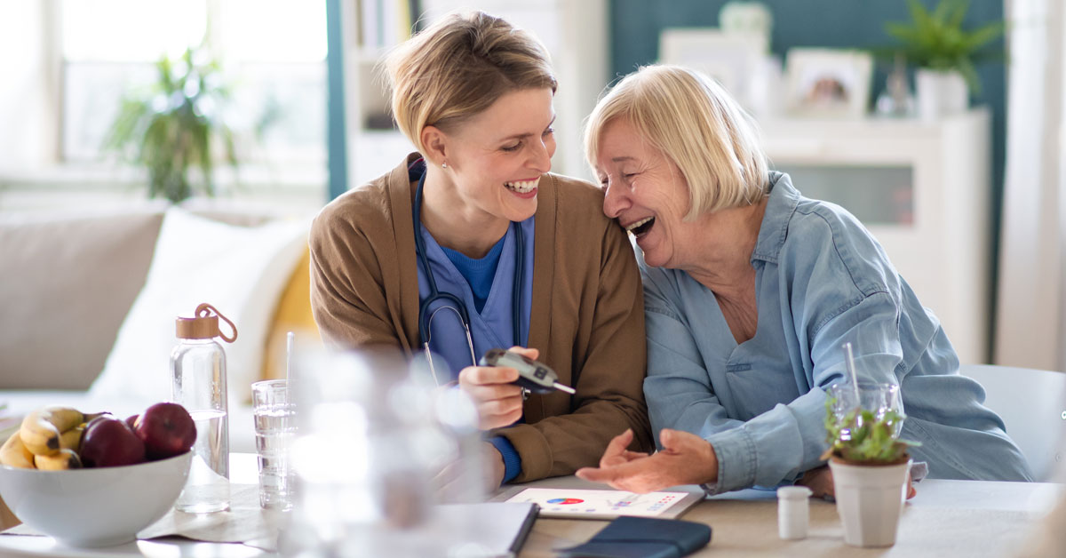 Seeing The Same Nurse For Each Home Health Visit Improves Outcomes