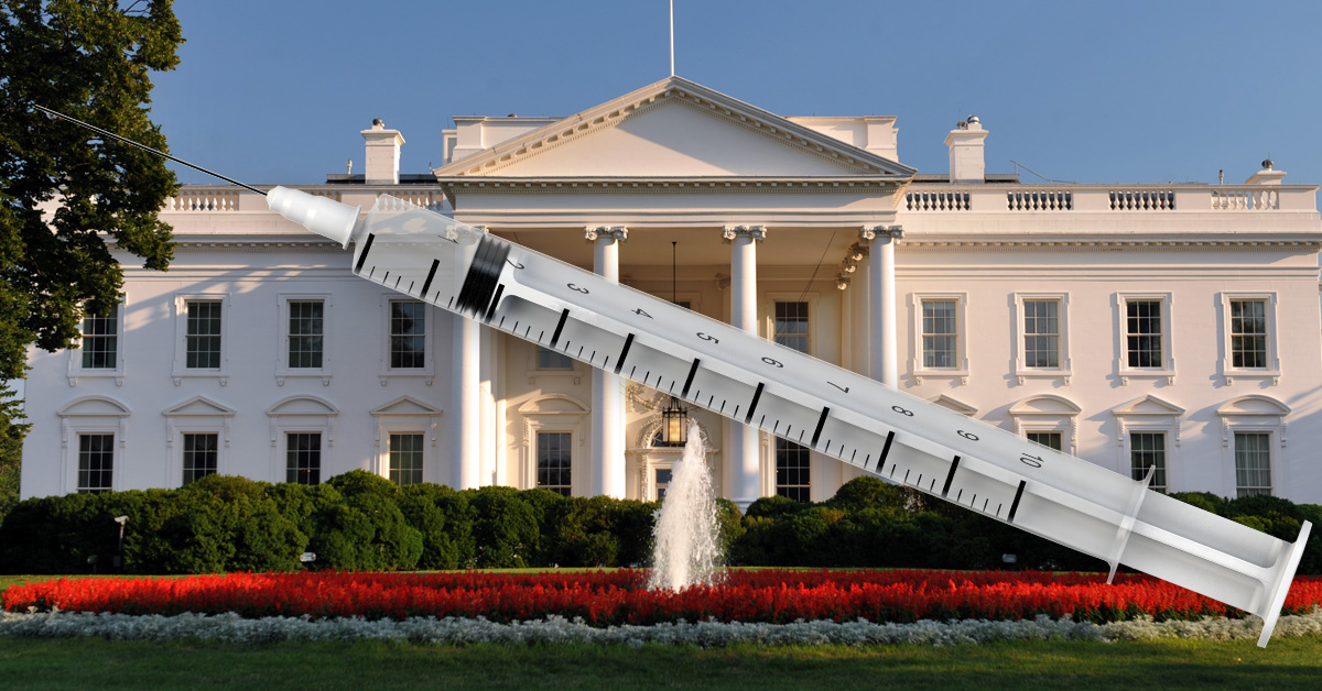 White House Path Out Of The Pandemic